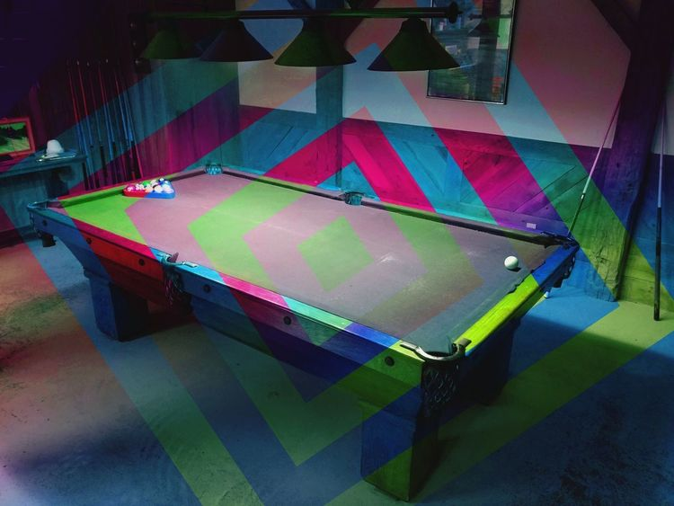 Vividly Cool 8 Ball Pool Table Bright Deviantart Poster Art 11th Doctor Trippyart Darkart Uniqueview Swimming Pool Sport Built Structure Architecture Indoors  No People Sports Venue first eyeem photo