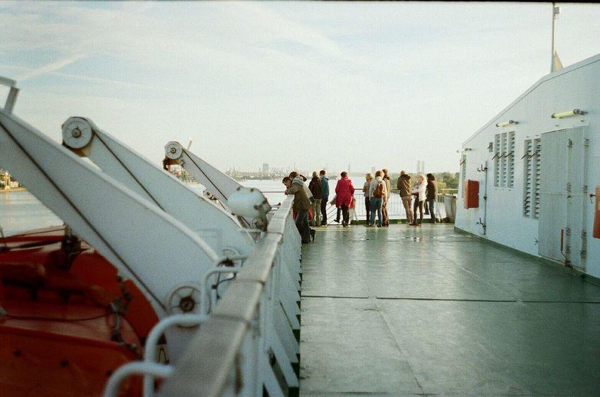 Boat Ride Sail Away, Sail Away Traveling Zenit Enjoying Holidays People Cruise Ship
