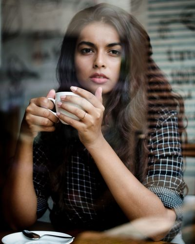 #coffee One Person People One Woman Only Coffee Break City Day