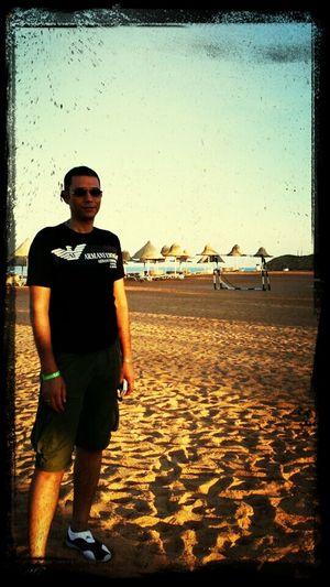 Beach Sharm