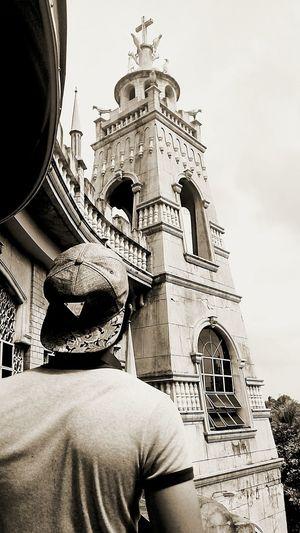 Architecture Eyeem Cebu Hatersnapback EyeEm Best Shots - Black + White Simala,philippines Open Edit