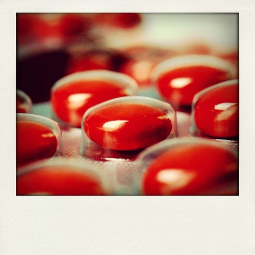 Pills in a blister Tablet Medicin Drugs Pharmacy Red Red Pill Pills Pill Drugstore Pharmaceutical Pharmaceuticals  Pharmacology Pharma Pharmacie Blister Blister Pack Blisters Blister Packaging Medicine Medicines Pharmacist Pharmacylife Vitamin Vitamins Health