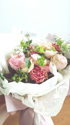 Flower Rose - Flower Bouquet Wedding Indoors  Freshness No People