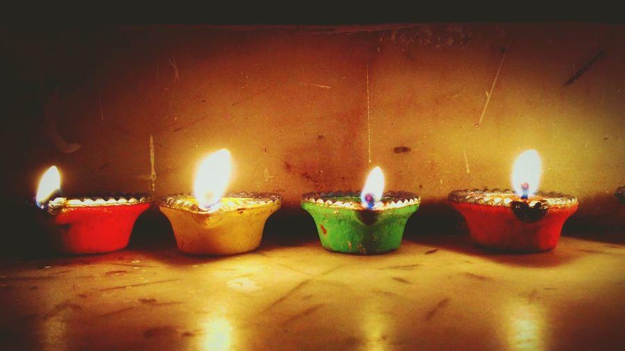 Diwali Flame