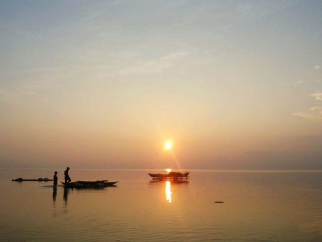 Fatherandsonmoments Landscapephotography Mobilephotography Choosephilippines Oslobcebu Sunrise