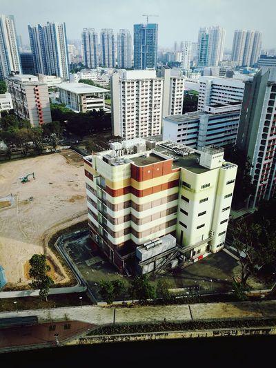 thus building