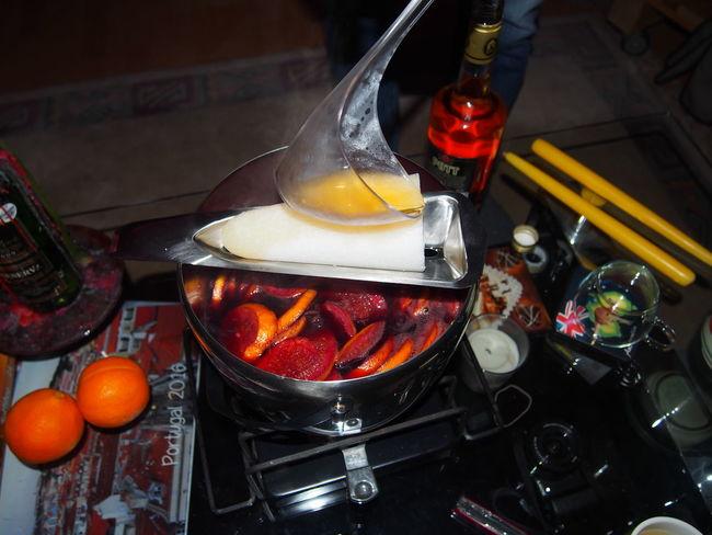 Feuerzangenbowle Ho Ho Ho🎅 Tradition Christmas