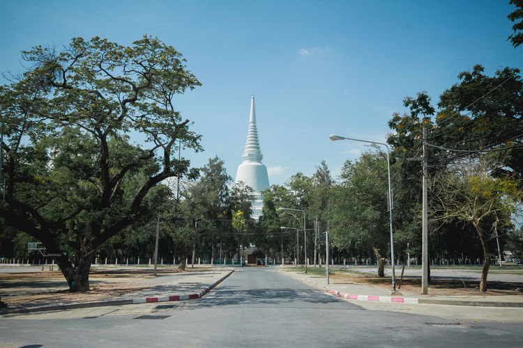 Architecture Built Structure Pagoda Temple Thailand