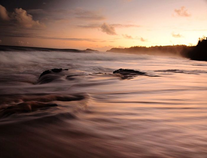 Beachlife Sunrise BeachSunrise Relaxing Enjoying Life Sport Mybestphoto2015 EyeEm Nature Lover OpenEdit Nature Hawaii EyeEm Best Shots Paradise Landscape Outdoors Kauai Water Reflections Mountains Photography Coastline Beachphotography BeachHouse Surfing Lighthouse Flowerporn