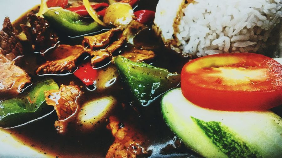 Street Food Worldwide Sapi Lada Hitam ArtWork The Great Outdoors With Adobe Culinary LoveFood