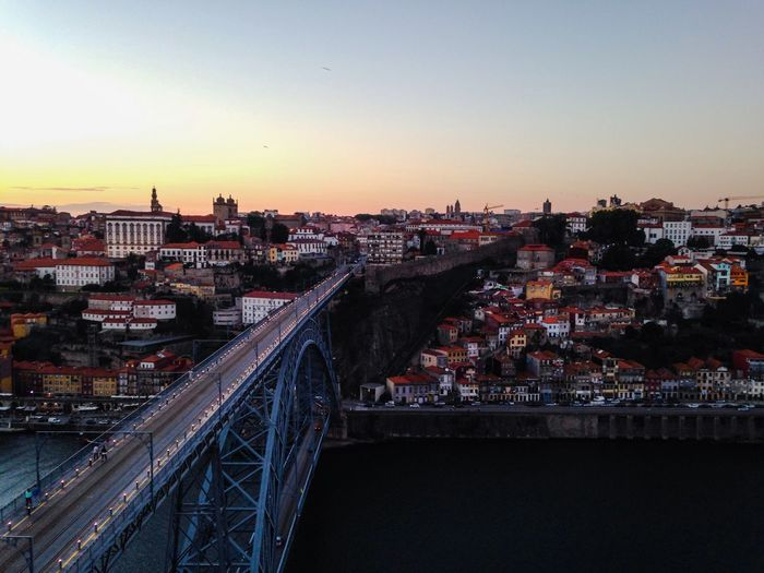 My Country In A Photo Oporto Bridge Sunset First Eyeem Photo