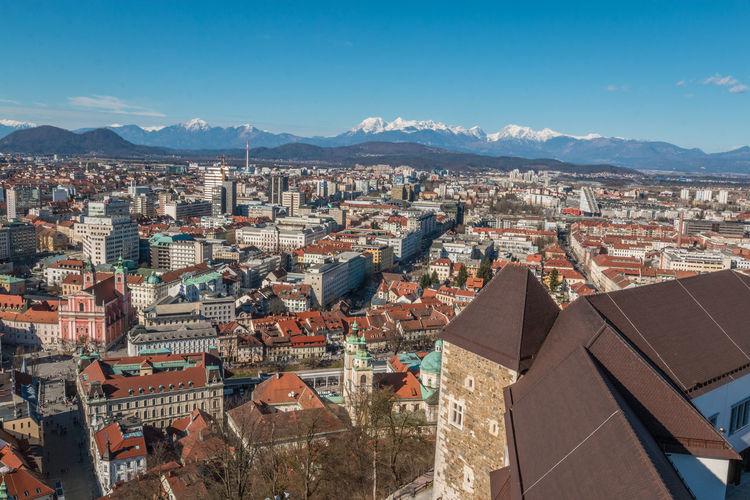 Ljubjana Ljubljana