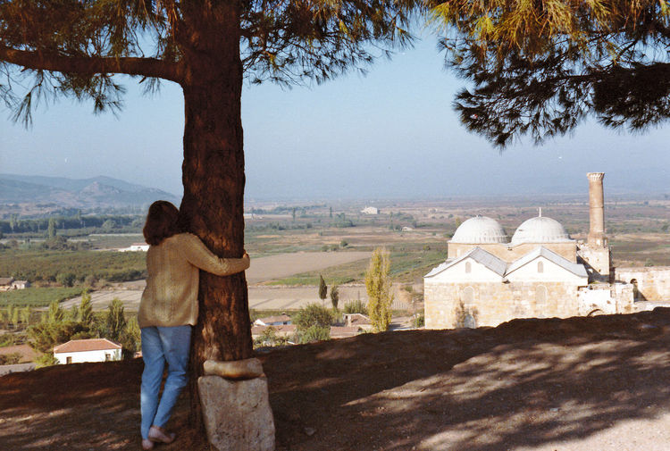 The Isa Bey(a) mosque at Selcuk, Kusadasi, Turkey Architecture People Nature Real People Sky Women Tree Spirituality Day Standing Outdoors Religion Mountain Olive Trees Selçuk Place Of Worship One Person Bird Island Building Exterior Built Structure Kusadasi, Turkey Arab Mosque A Taste Of Turkey Isa Beya Mosque Island Of Kusadasi, Turkey Perspectives On Nature The Great Outdoors - 2018 EyeEm Awards