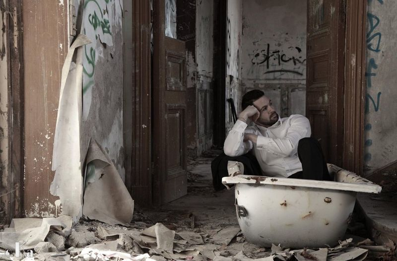 Sitting One Person House Abandoned People Day One Woman Only Suit Lifestyles Men Follow4follow Followme Marseille Monaco Cannes Paris Photography Photoshoot Photooftheday Urbex Urbexphotography Photo Girl Boy Shoot