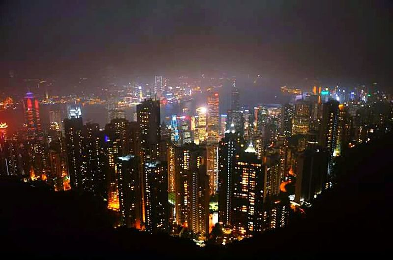 Architecture Photography HongKong Structures Travel Paradise Skyscrapers Wanderlust Nikon Night Photography
