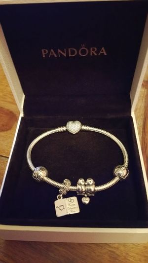 Pandora Bracelet  Pandora Charms
