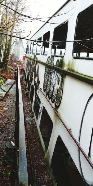 ghostship Berlin Colateral Oldthings Ship