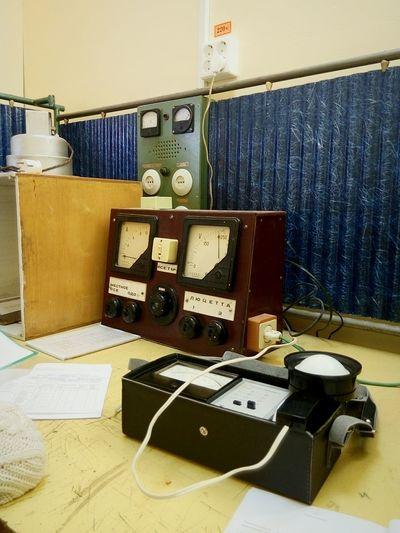 Ancient Technology Laboratory Tests Russian Power Machines University Studying