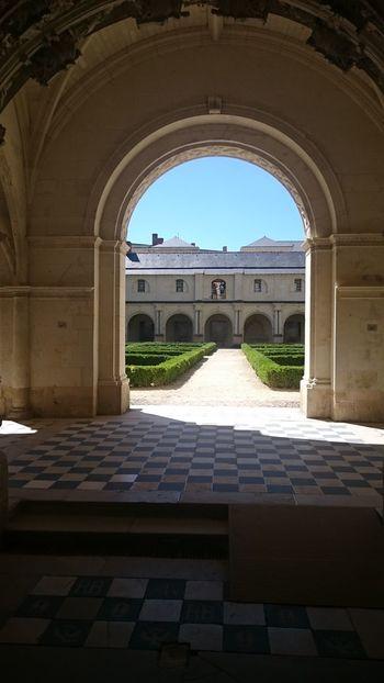 Fontevraud Abbey Fontevraud