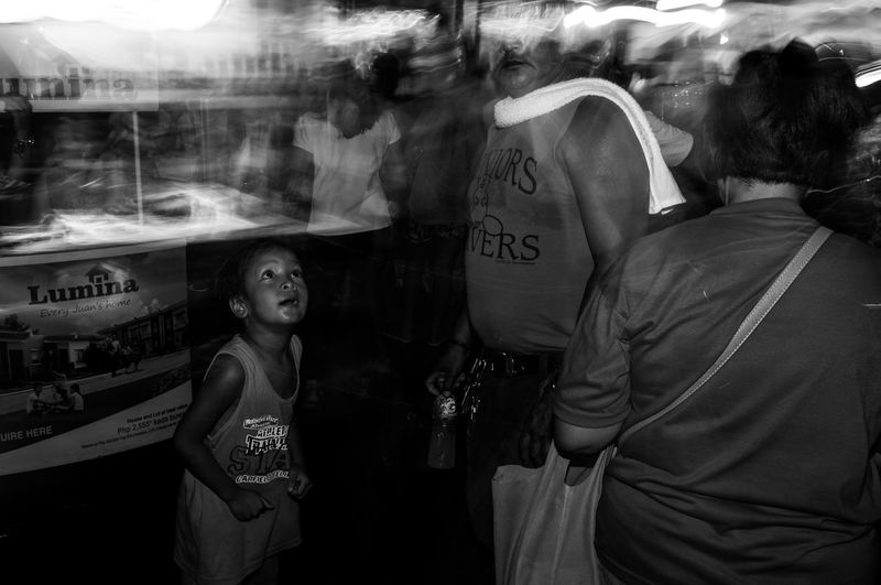 Flaneuring in Black and White Enjoyment Eyeem Philippines Flash Fun Night Philippines Street Street Photography Streetphoto Streetphoto_bw Streetphotography The Street Photographer - 2016 EyeEm Awards Up Close Street Photography