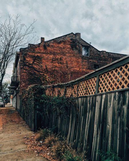 Stlouis Saint Louis Fence Architecture Fall Autumn Vscocam