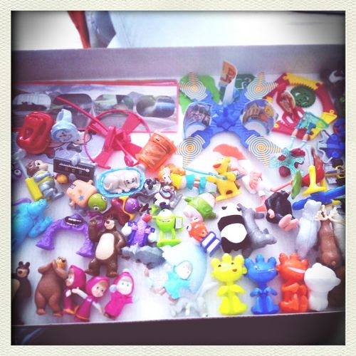 Details Of My Life Toys Kinder Surprise Monsters INC