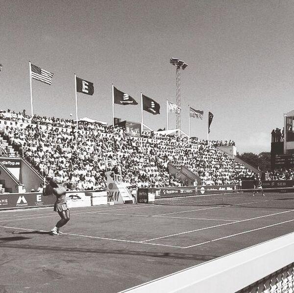 WILLIAMS Tennis California Fashion Bastad