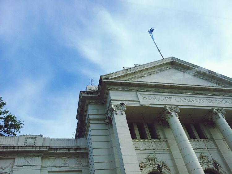 Banco de la Nación Hello World