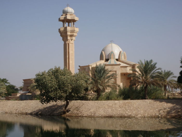 View of mosque