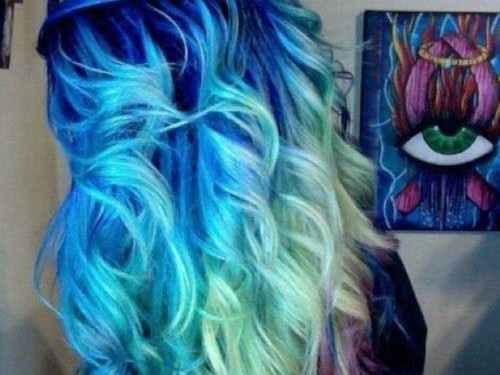 The Colors I Might Die My Hair :)