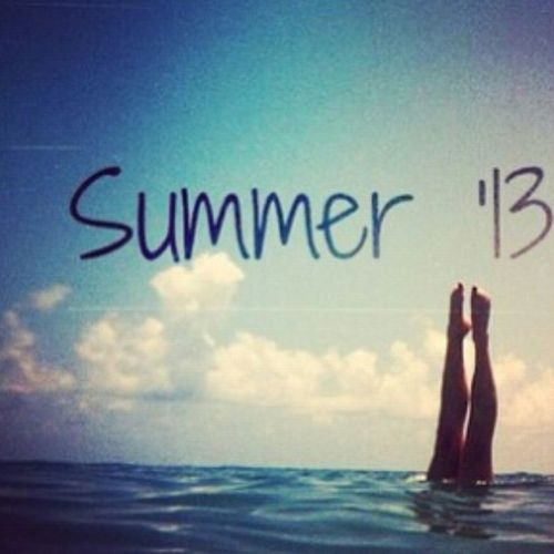 Summer 2013 25 Days Of Summer
