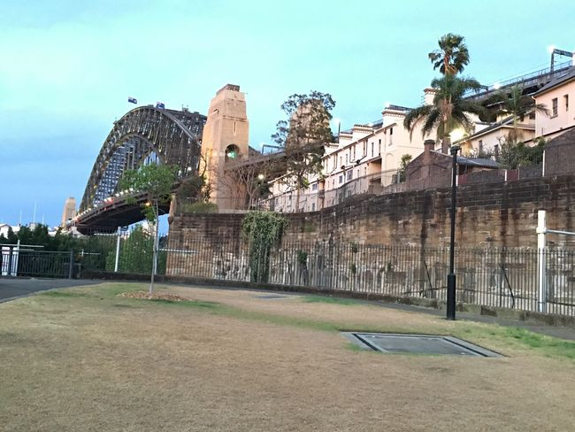 Late afternoon Sydney. Architecture Built Structure Building Exterior Day Sculpture Outdoors Sky No People Clear Sky