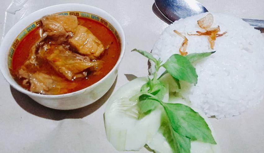 Rica chicken rice