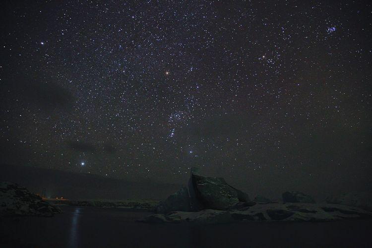 EyeEm Selects EOS 6D EF 24-105mm Iceland Jökulsárlón Nature Star - Space Landscape