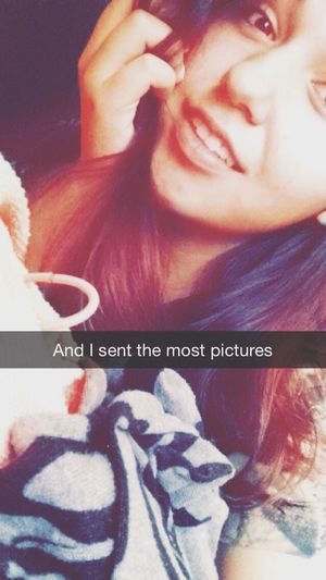 Snapchat Me Baby ❤