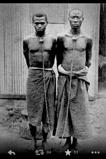 400ans D'esclavage ! Naturel Que La Race Noirs Est Magnifique 😍❤️💘😝