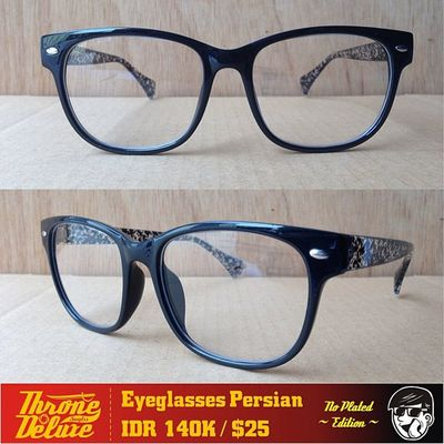Persian Eyeglasses. Throne39 Fall Catalogue Sunglasses eyeglasses . Online order to : +62 8990 125 182.