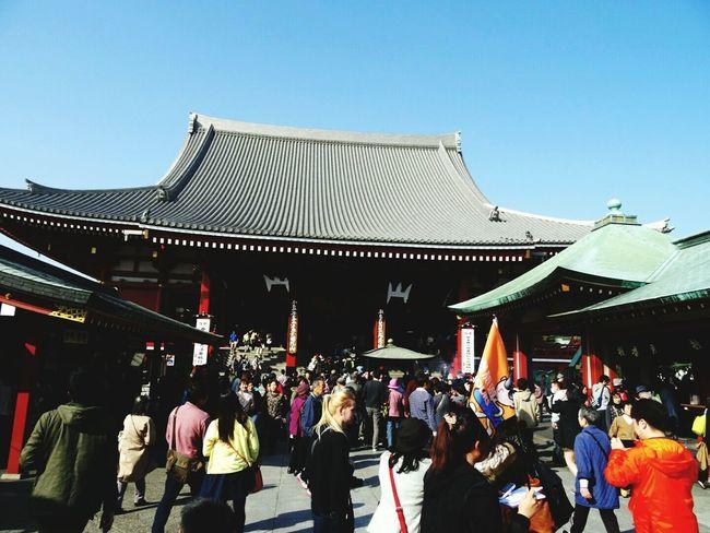 東京 日本 浅草(asakusa) Asakusa Japan Temple Japanese Temple Holiday