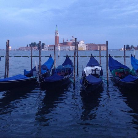 The EyeEm Facebook Cover Challenge Venice as the light fades Travel Venice Italy