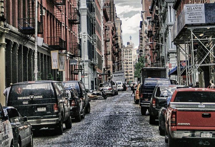 Alleyway Alley