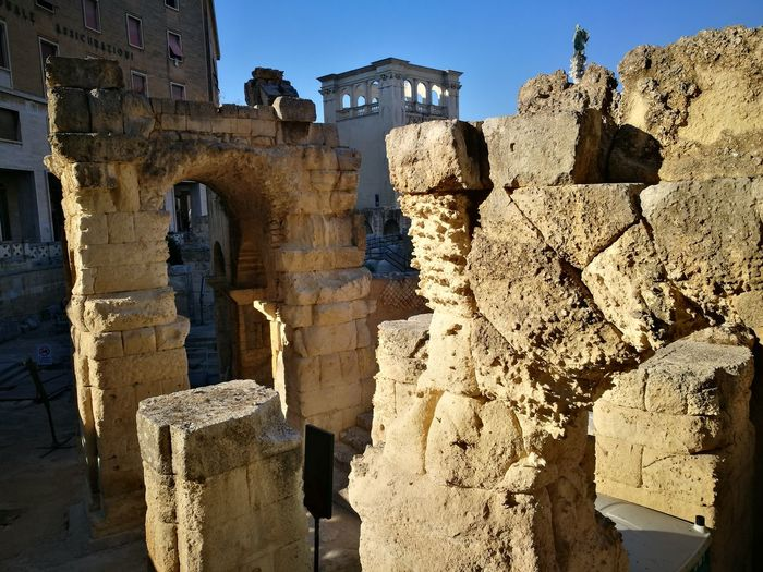 Ancient Civilization Old Ruin Ancient History Architecture Sky
