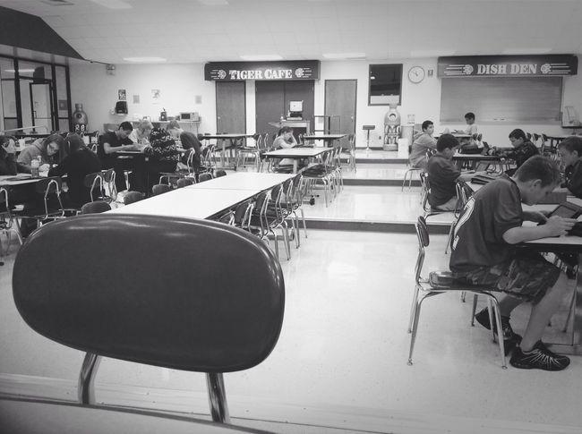 Study Hall School Flow