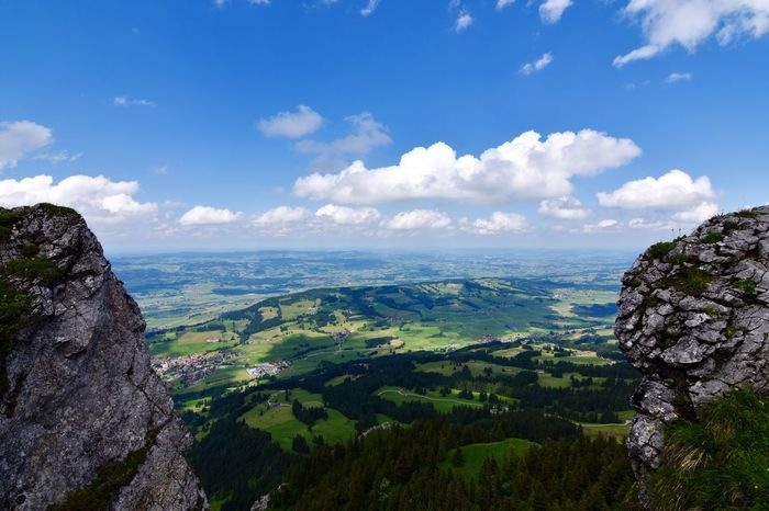 Showcase July 2016 Feel The Journey Oberstdorf & Umgebung Allgäu Check This Out! Allgäuer Alpen In The Mountains The Essence Of Summer EyeEm Nature Lover Flowers, Nature And Beauty Showcase July Check This Out Grünten Enjoying Life Clouds And Sky Clouds Cloud - Sky Home Is Where The Art Is A Bird's Eye View My Favorite Place