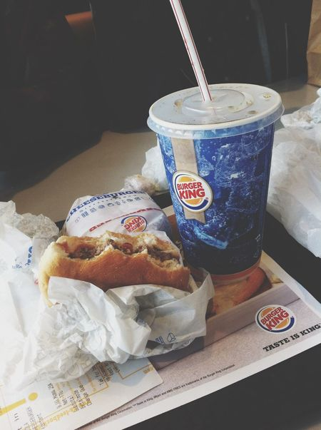 JUNKFOOD Burgerking