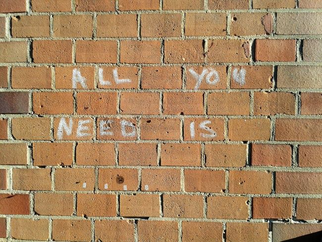 All you need is... Street Art Graffiti So Deep