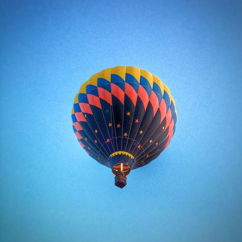 ..the stars rose high overhead this morning✨💫🌞💫✨😌 Escaping Tadaa Community Hot Air Balloons IPhoneography Sunday Morning Snapseed