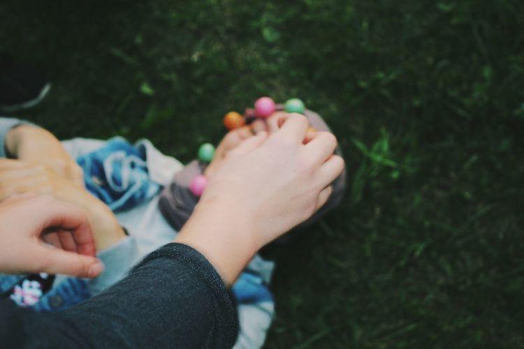 Sweet Lollipop Colorful Art Art And Craft Portrait Human Hand Close-up