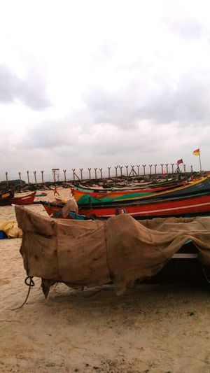 Beach Sand Travel Sea Nautical Vessel Outdoors Sky Water Nature Travel Destinations No People Skyporn Beautifulindia Wanderersoul