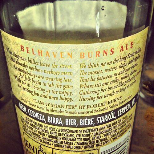 Burns Ale