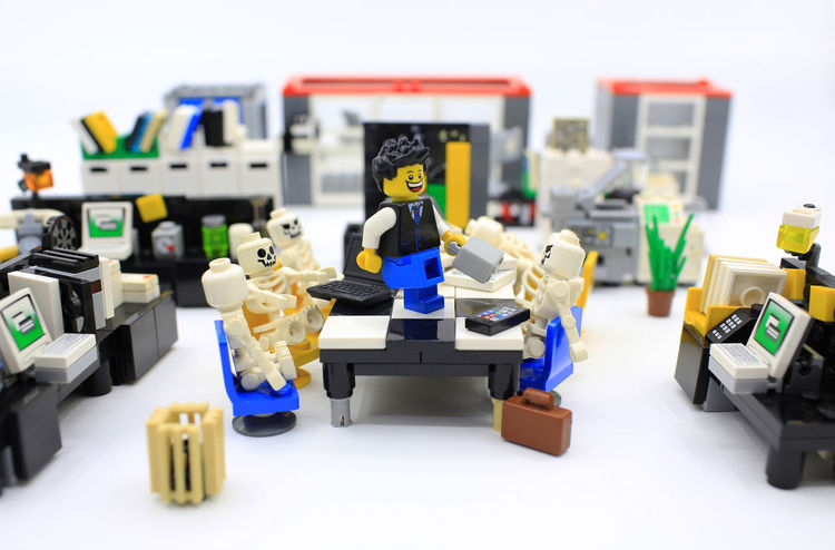 lego office Bones Busy Fun LEGO Office Stress Tough Life Bored Boring Conference Dead Job Lego Minifigures Legophotography Lifestyles Occupation Offfice Boy Overtime People Survival Survivor Toy Toyphotography